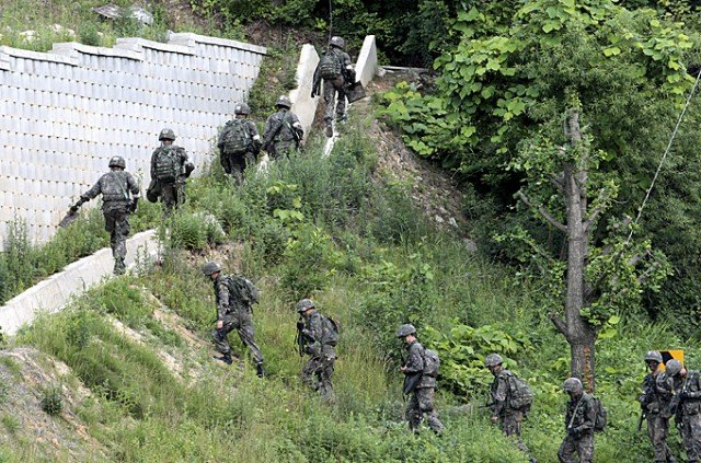 Sgt. Im's capture ends a tense stand-off in a forest near his outpost by the border with North Korea