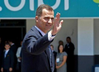 Spain's crown prince is expected to be proclaimed King Felipe VI on June 19