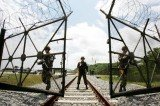Tens of thousands of soldiers from both North Korea and South Korea are stationed along their joint border