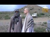 The Taliban video shows the moment Sgt. Bowe Bergdahl was handed over to US forces