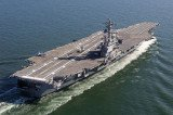 The US is sending warship USS George HW Bush into the Gulf to provide it with military options should the situation in Iraq deteriorate further