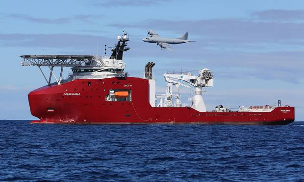 The search for missing MH370 flight will now shift south to focus on an area 1,100 miles off the west coast of Australia