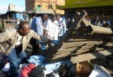Unidentified gunmen attacked hotels and a police station in Kenyan town of Mpeketoni killing at least 48 people