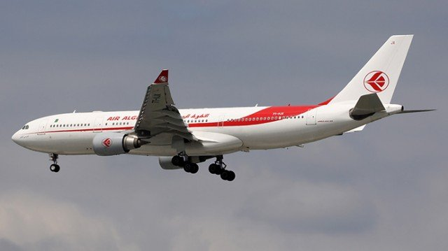 Air Algerie flight AH 5017 had crashed about 30 miles from the Burkinabe border