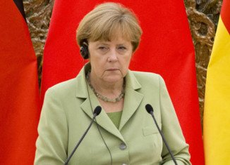 Angela Merkel has tried to maintain a balance between condemning the US spying, but also maintaining cordial relations