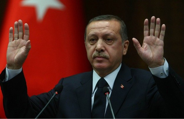 At least 67 Turkish senior police officers have been arrested over Recep Tayyip Erdogan spying allegations