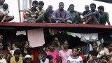 Australia has admitted it has returned 41 asylum seekers to the Sri Lankan authorities at sea