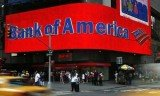 Bank of America has reported a 43 percent drop in its quarterly profits after a fall in mortgage revenue and a rise in legal costs