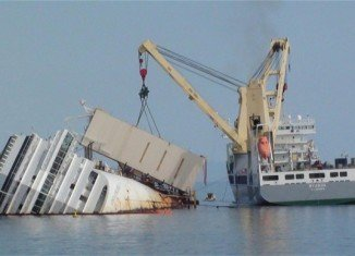 Costa Concordia has been successfully raised from the under-sea platform it has been resting on for the past year
