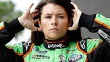 Danica Patrick admitted she just can't resist digging into her pocketbook when it comes to the clothing needs of her new niece