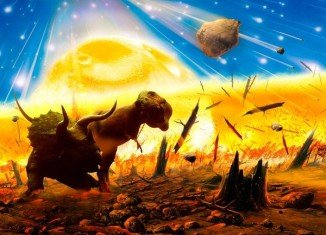 Dinosaurs were wiped out by an asteroid impact when they were at their most vulnerable