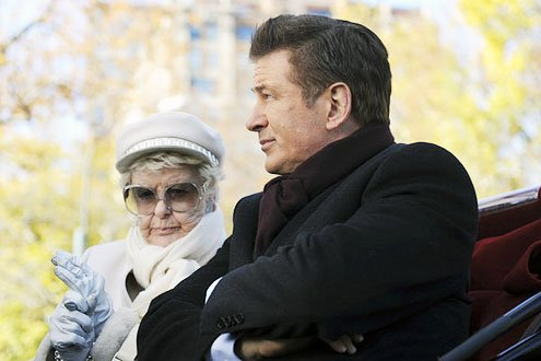 Elaine Stritch had a recurring role on celebrated comedy 30 Rock