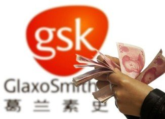 Four senior executives and the former head of GSK China have been detained by Chinese police