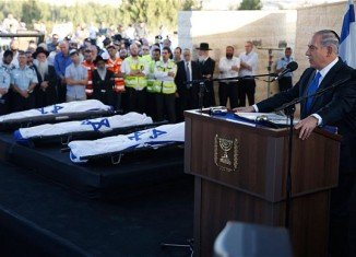 Funerals were held in the West Bank for the three Jewish seminary students whose bodies were found near the city of Hebron
