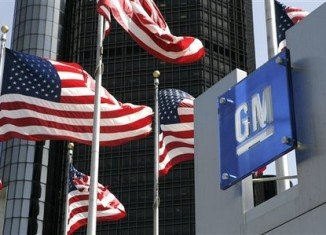 General Motors' earnings have slumped because of costs related to its vehicle recalls