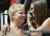 Halle Berry and her mother Judith Hawkins