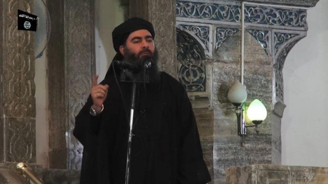 ISIS leader Abu Bakr al-Baghdadi has called on Muslims to obey him, in his first video sermon