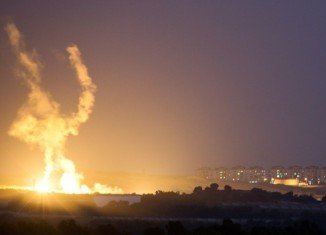 Israel's army has begun a ground offensive against Palestinian militants in the Gaza Strip