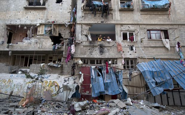 Israel has accepted a UN request for a 24 hour ceasefire in Gaza photo