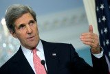 John Kerry appeared to criticize Israel in candid remarks caught on an open microphone between television interviews