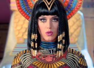 Katy Parry has been sued for ripping off Joyful Noise for her mega-hit Dark Horse