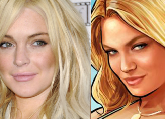 Lindsay Lohan's case claims GTA 5's Lacey Jonas character is an unequivocal reference to her