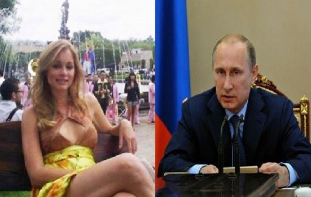 Maria Putina is said to live in Voorschoten with her Dutch boyfriend, Jorrit Faassen