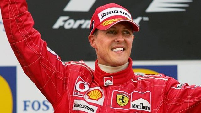 Michael Schumacher suffered a severe head injury in a skiing accident last December and has come out of a medically-induced coma