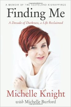 Michelle Knight's book, Finding Me, spent five weeks on the New York Times Bestsellers List
