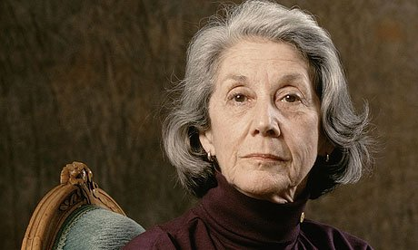 Nadine Gordimer was one of the literary world's most powerful voices against apartheid