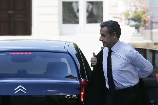 Nicolas Sarkozy gave his first interview after being placed under formal investigation for influence peddling
