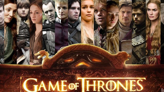 Nine new characters will be unveiled in the fifth season of Game of Thrones