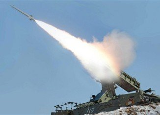 North Korea has fired two more short-range rockets into the sea