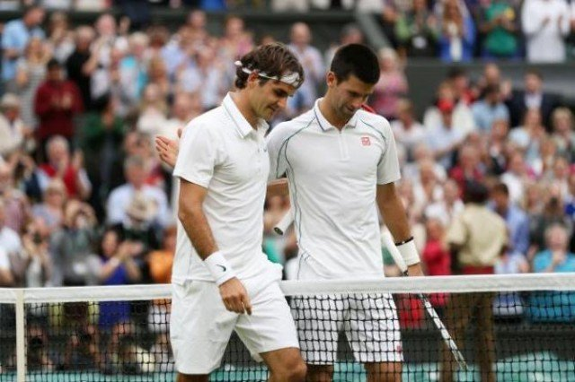 Novak Djokovic has won this year's Wimbledon title after beating Roger Federer in a thrilling final