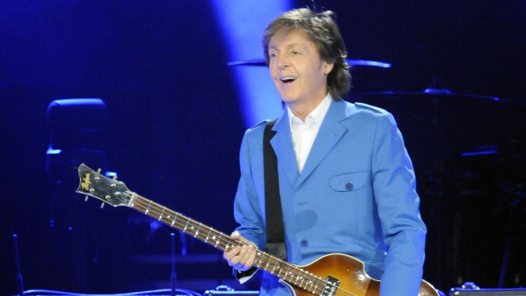 Paul McCartney - Out There At Budokan