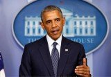 President Barack Obama has announced new economic sanctions against Russia over Ukrainian crisis