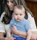 Prince George celebrated his first birthday on July 22 with