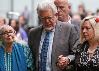 Rolf Harris has been sentenced to five years and 9 months in jail for 12 assaults against four girls