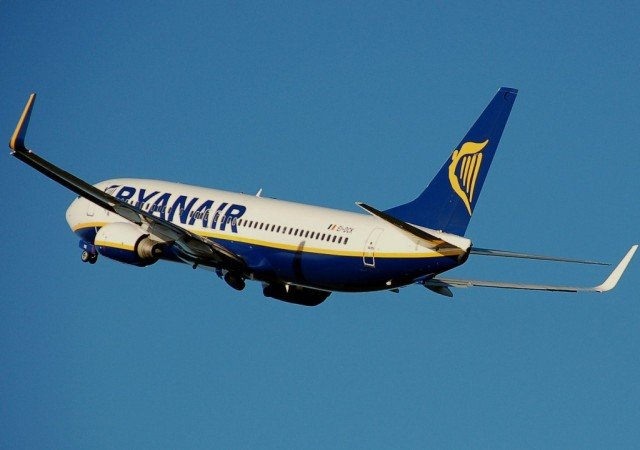 Ryanair has raised its annual profit forecast after seeing net income more than double for the Q2 2014 640x450 photo