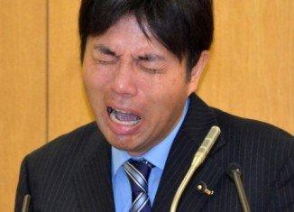 Ryutaro Nonomura has yet to prove that he spent public funds legitimately
