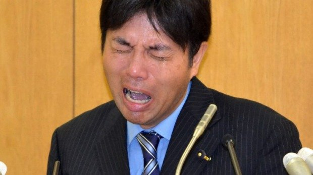 Ryutaro Nonomura has yet to prove that he spent public funds legitimately