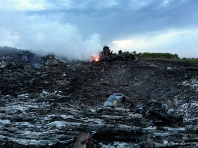 Scammers are using Malaysia Airlines plane crash in east Ukraine to spread objectionable links
