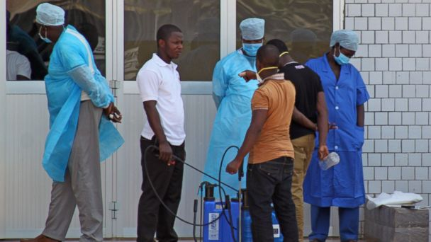 Since February, more than 660 people have died of Ebola in West Africa