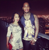 Tammy Rivera got married to Waka Flocka Flame on May 26, 2014