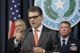 Texas Governor Rick Perry is sending 1,000 National Guard troops to the US border with Mexico