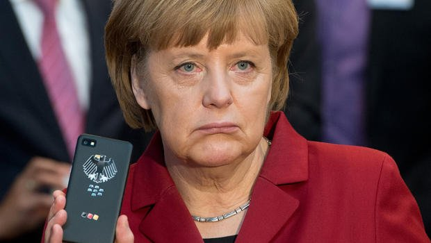 The NSA bugged Chancellor Angela Merkel's phone as part of a huge surveillance program