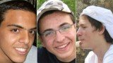 The abductions of Eyal Yifrach, Gilad Shaar and Naftali Frenkel sparked a massive search operation in Israel