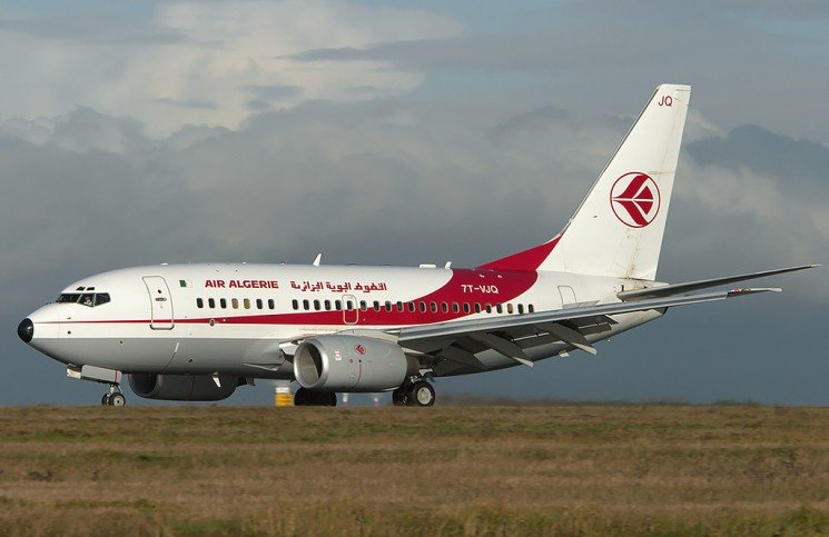The contact with Air Algerie AH 5017 was lost about 50 minutes after take off from Ouagadougou Burkina Faso 745x483 photo