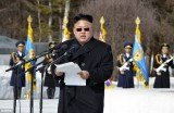 The mash-up video poking fun at Kim Jong-un has been watched millions of