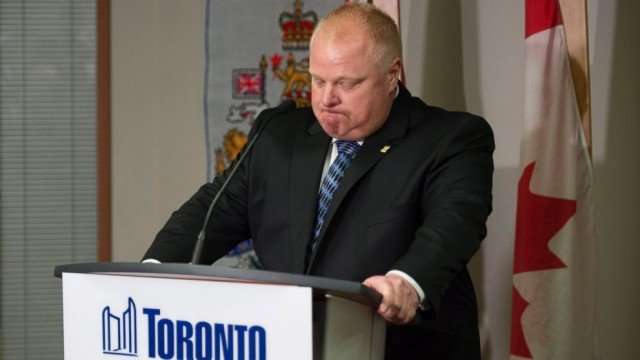 Toronto Mayor Rob Ford is back to work after he spent two months into rehab for drug and alcohol abuse